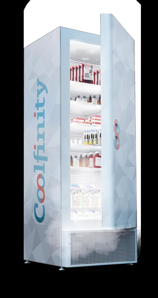 Coolfinity IceVolt 500 for medication