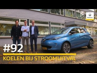 Renault Live TV coolfinity
