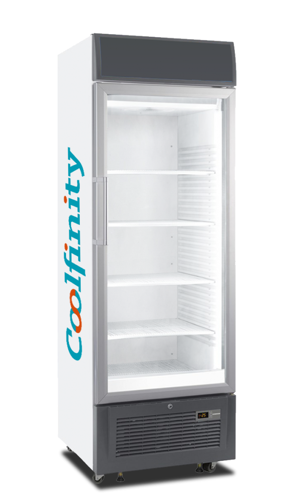 Coolfinity fridge IceVolt 300