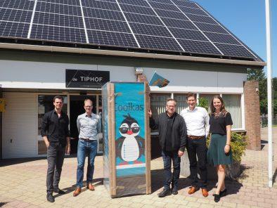 Coolfinity provincie Drenthe energie transitie