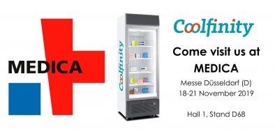 Medical refrigerator Coolfinity